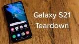 Оценена ремонтопригодность смартфона Samsung Galaxy S21