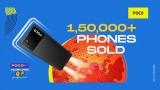 POCO сообщила о продаже 150 000 смартфонов POCO M3 в рамках первого этапа